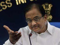Chidambaram's budget focuses on economic revival