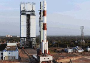 India's 101th space mission set for 6 p.m.