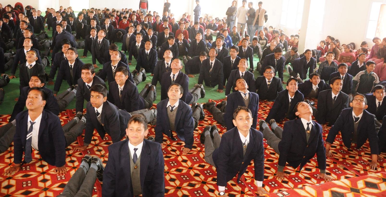 Mega Suryanamsakar Event held in Solan (2)