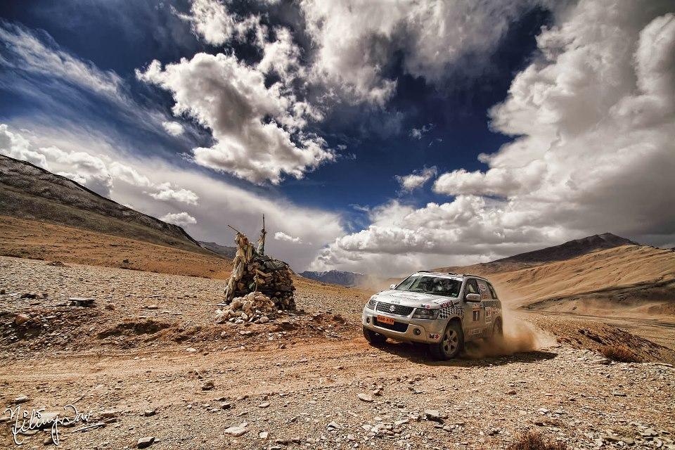 Suresh-Parminder Duo during Raid-De-Himalayas