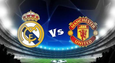 World waiting for Real Madrid-Man United clash
