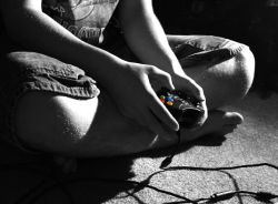 minors online game addiction