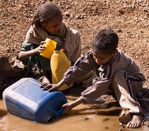 1,800 children die daily from unsafe water Unicef