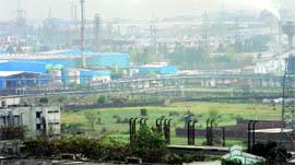 Baddi Industrial Area