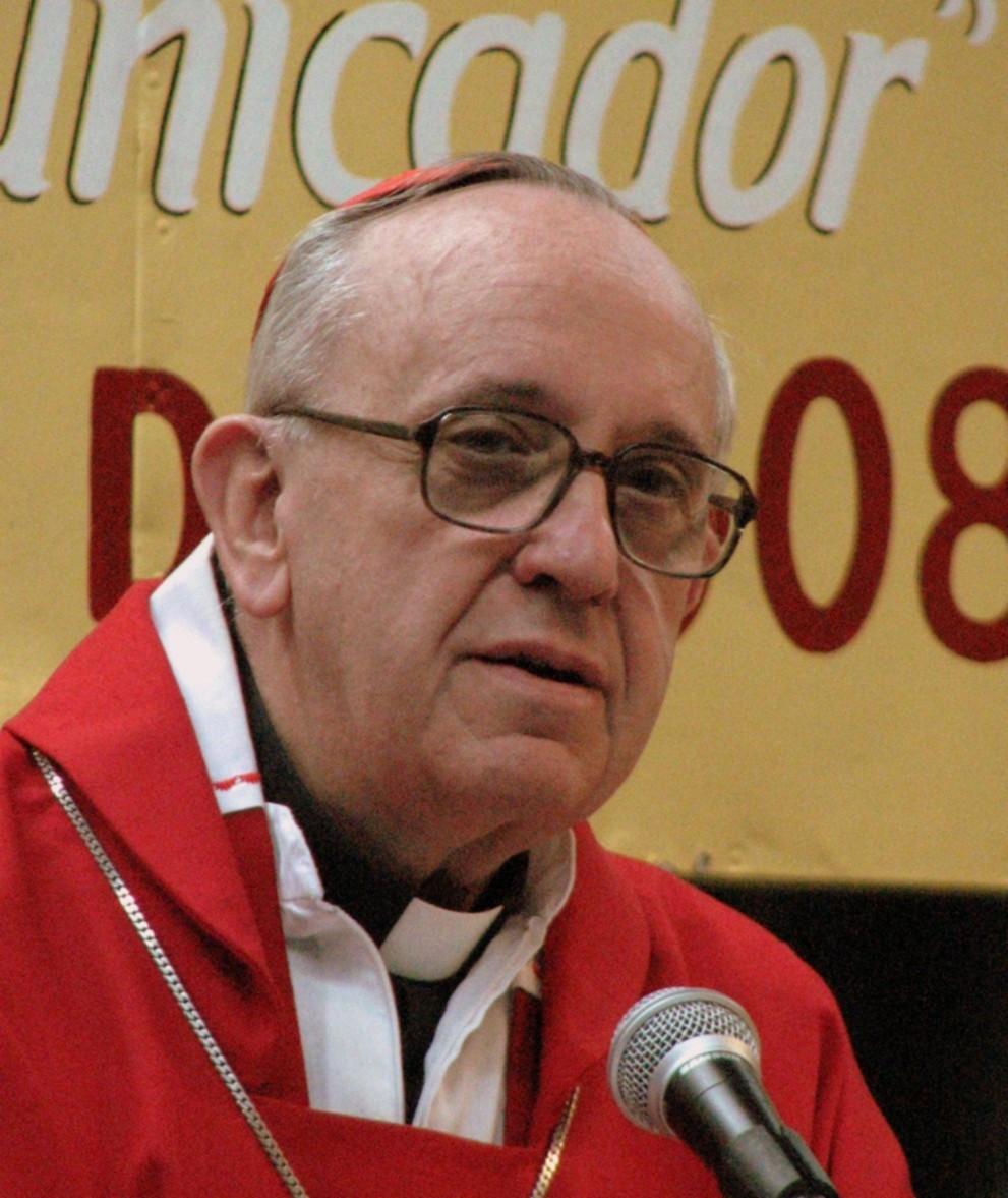 Argentina's Jorge Mario Bergoglio is new Pope