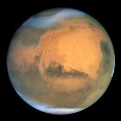 Comet could hit, radically change Mars in 2014