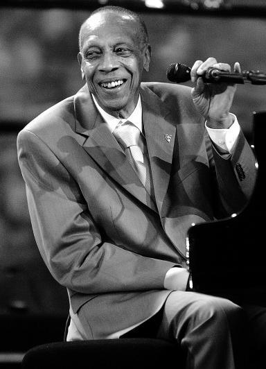 Cuban-born musician Bebo Valdes