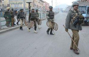 Curfew in Srinagar, other towns of Kashmir Valley