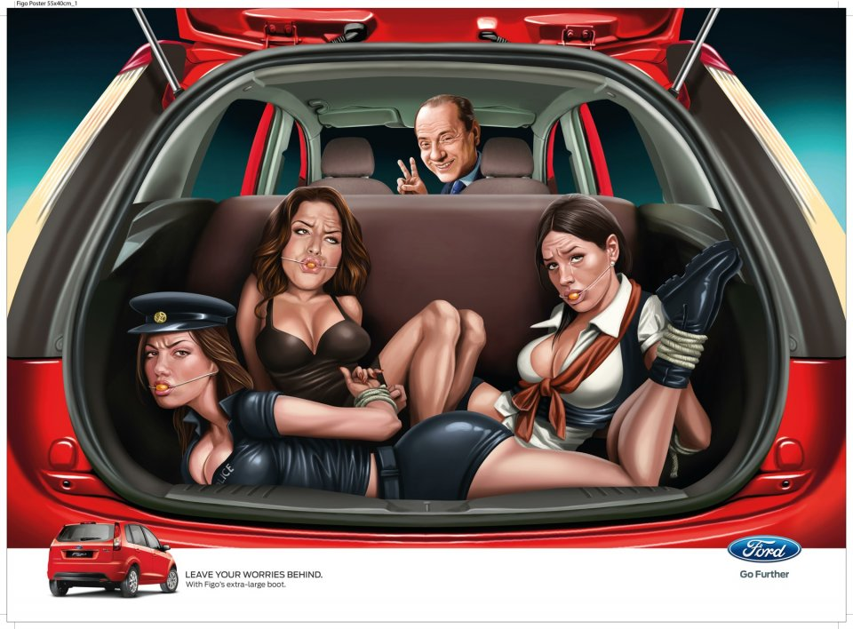 Ford apologizes for offensive ad for its India-made car