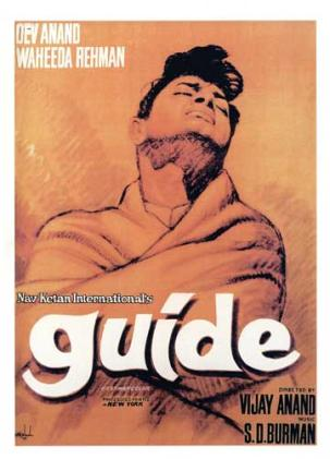 Guide ( a Hindi Movie ) Poster