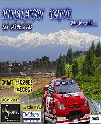 Hazra, Mehta win Himalayan Drive