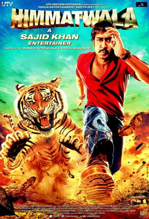 Himmatwala - Movie Poster
