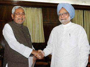 Is Nitish Kumar UPA's next PM candidate?