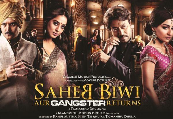 Saheb Biwi Aur Gangster Returns A shrewdly contested Gangwar (Movie Review)