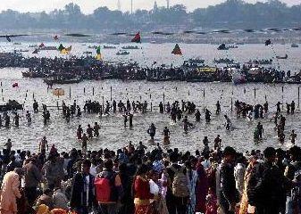 Santi Samiti to clean Ganga in two phases
