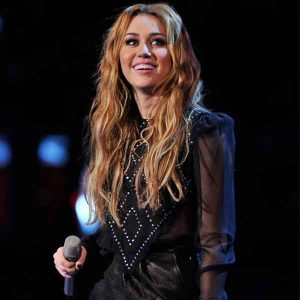 Save horses, urges Miley Cyrus