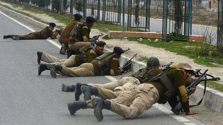 Srinagar attack Pakistani militants' job, say police