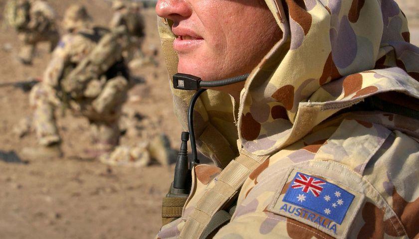 australian troops in afghanistan