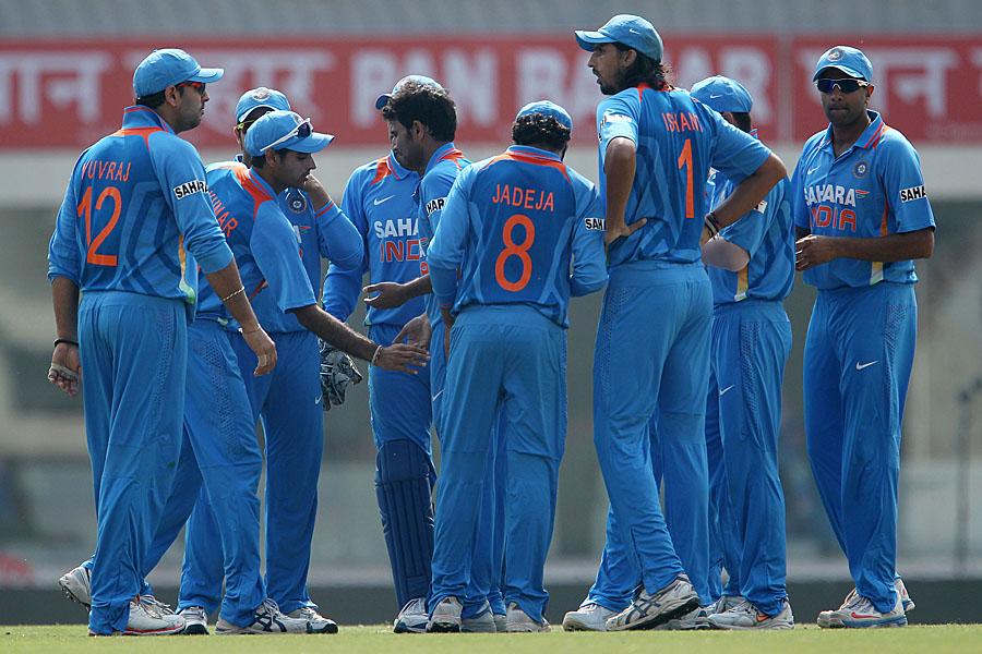 Cricket - India v England 3rd ODI Ranchi