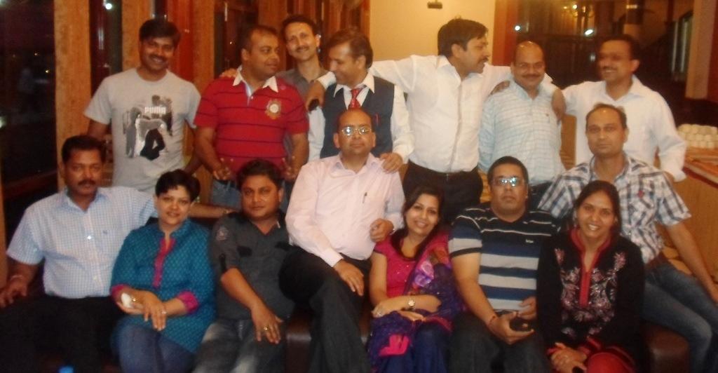 First ever ex-students meet of Dayanand Adarsh Vidyalya, Solan