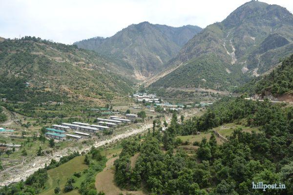 A township on Doda-Kishtwad Highway in Jammu & Kashmir