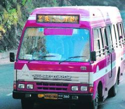 Buses will now run in a gap of every 3 minutes in Shimla