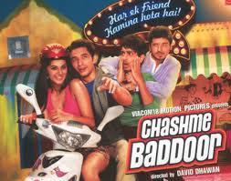 David Dhawan-directed -Chashme Baddoor