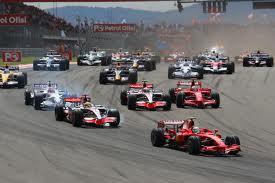 F1 Racing in Virtual World