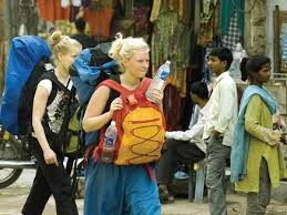 Foreign Tourists in India