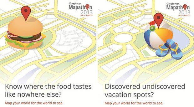 Google Mapathon Competition