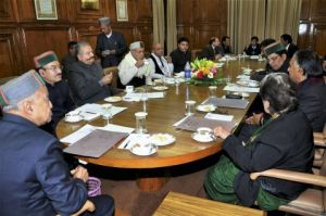 Himachal government banks of officers with special duty