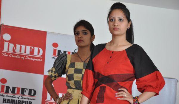 INIFD Himachal Fashion Hunt – 2013