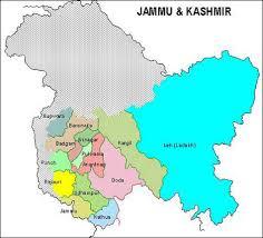 Jammu Region in the state of Jammu & Kashmir