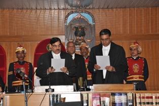 Justice Rajiv Sharma