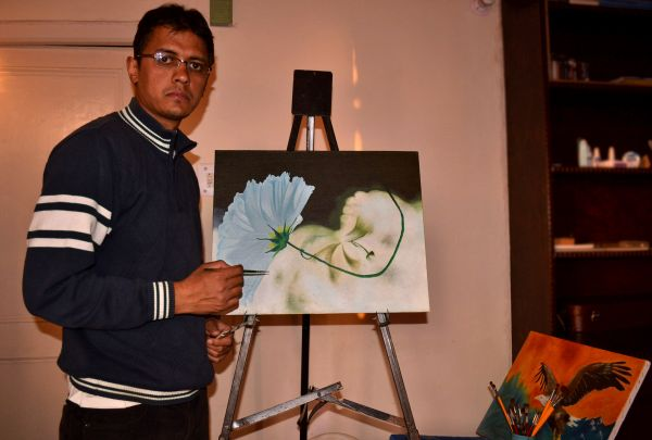 Raavish Kumar, a multi-faceted artist with endless talent