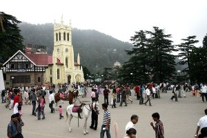 Queen of Hills Shimla, favored tourist destination without flavor