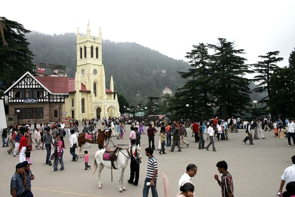 Shimla_Ridge