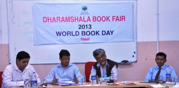 World Book Day at Central University of HP