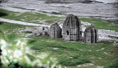 Ancient temples in Bilaspur becoming extinct