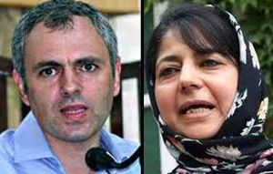 Are Omar, Mehbooba hunting for 'safe' seats for 2014 polls?