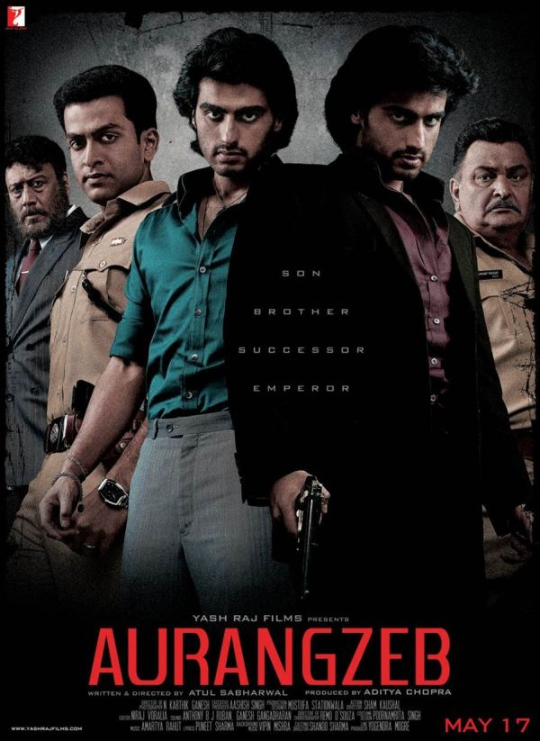 'Aurangzeb' Mesmering, well-cast family drama of flawed people