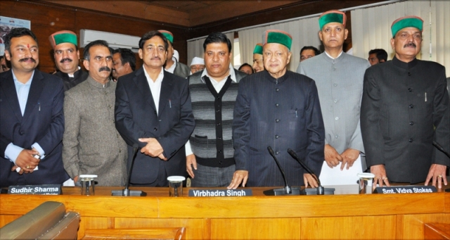 Himachal gets six chief parliamentary secretaries
