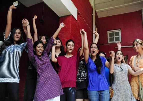 Girls outshine boys again in CBSE Class 12 exam