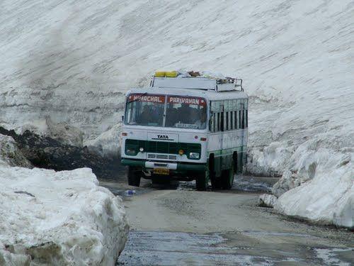 HRTC-buses