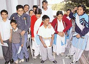 Himachal notifies four schools for physically challenged