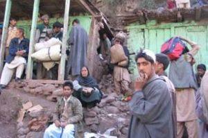 Kashmir quake victims allege discrimination