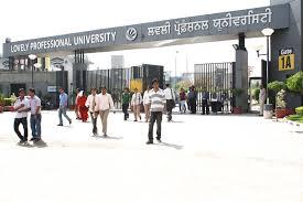 Lovely Professinal University