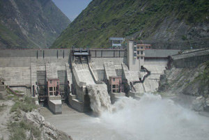 Nathpa dam