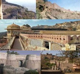 Six Rajasthan hill forts on World Heritage list