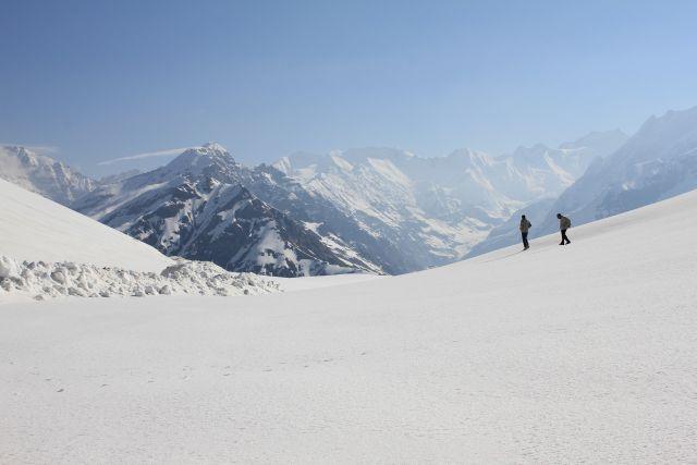 Snow vistas Rohtang Pass